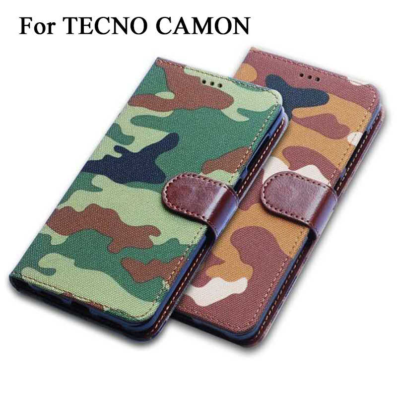 2019 New Leather Wallet Case For TECNO CAMON 11 Pro 6.2 inch Magnet Card Holder Flip Phone Cover Bag For Tecno Camon11