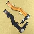 Alta calidad puerto de carga USB cargador Cable de la flexión conector Dock con micrófono para Letv 1 S X500 Le One S 1 S teléfono móvil