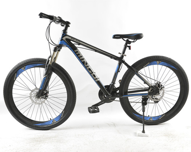 "Mountain bike aluminum mountain bike high knife 24 speed bicycle 27.5 ""* 2.15 mountain bike Simo Tunn TX transmission bike"""