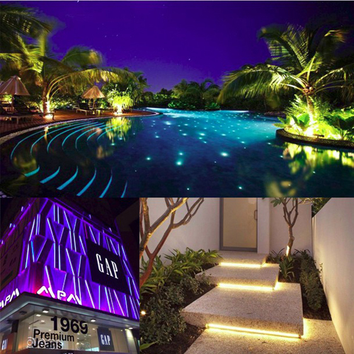 Ip68 fully submersible waterproof led flexible strip 164 feet 5m 12 ip68 fully submersible waterproof led flexible strip 164 feet 5m 12 volt flexible led strip light smd3528 white 300leds in led strips from lights aloadofball Images