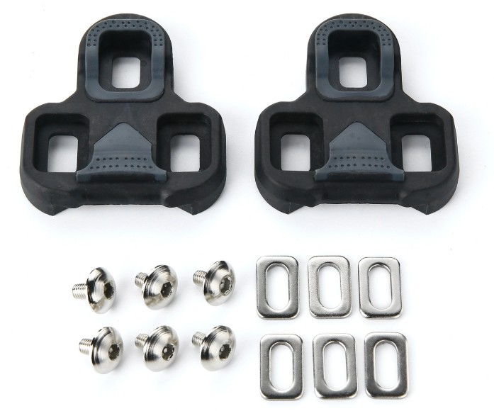 wholesale new cool price 4 5 degrees Nylon clipless pedal cleat for look keo