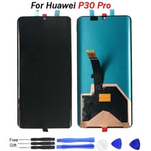 For Huawei P30 Pro LCD Touch Screen Digitizer Assembly VOG-L04 VOG-L09 VOG-L29 VOG-TL00 Display For Huawei P30Pro LCD Display