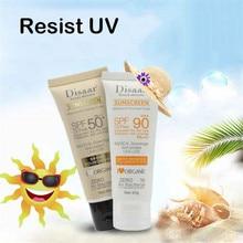 Солнцезащитный крем для лица и тела, солнцезащитный крем, BB крем, праймер для макияжа, SPF 50+, стойкий водонепроницаемый отбеливающий тональный крем для лица, основа, консилер