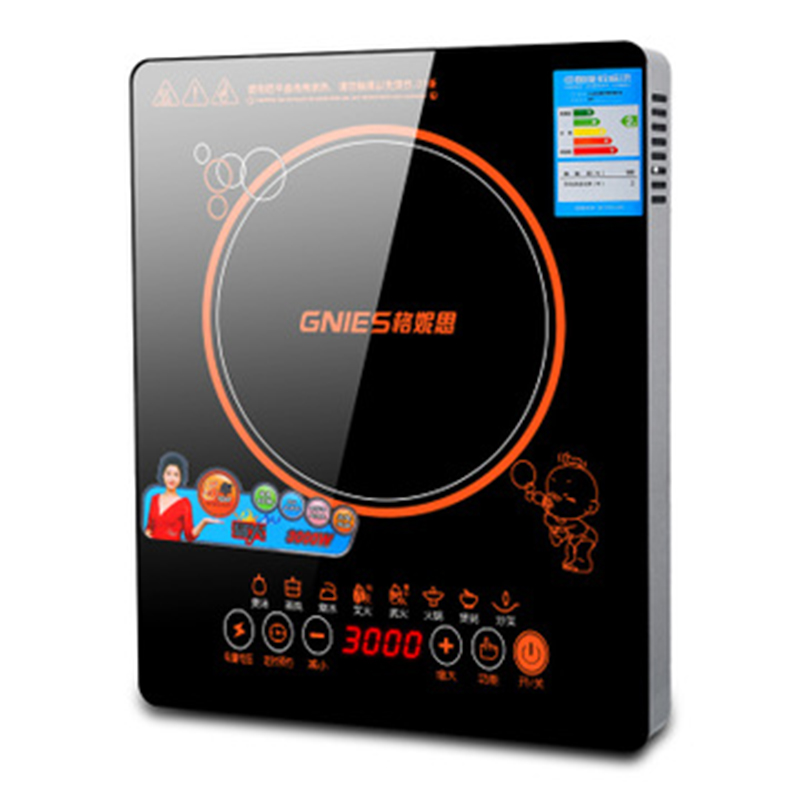 Household Induction Cooker Cooktop 3000W Household Electric Cooking Stove Intelligent Electromagnetic Cooking Machine PS 30|Induction Cookers| |  - title=