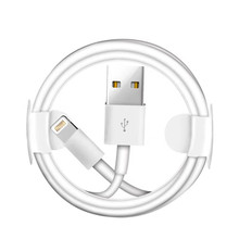 1 m 2 m 3 m USB Cable de carga para iPhone 7 8 Plus X XS X Max XR de carga rápida cable de datos USB para iPhone 5 5S SE 6 6 S Plus cargador de alambre(China)