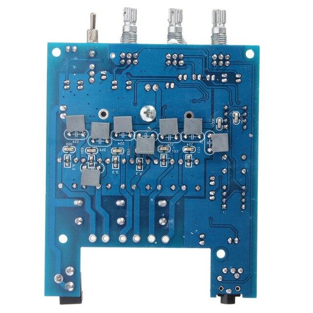 МАХА 12 Лучших В 50Wx2 + 100 Вт TPA3116D2 2.1 HIFI Цифровой Усилитель Сабвуфера Модуль Синий