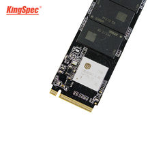 KingSpec M.2 PCIe SSD M2 120 GB 128 GB 256 GB 512 GB PCIe NVME M.2 SSD 2280 Mm SSD HDD untuk Laptop Desktop Hard Drive Internal(China)
