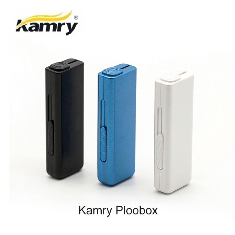 2018 Kamry Newest Cigarette PLOOM Box Kamry Ploobox 310mAh Battery Dry Herb Vaporizer Fit PLOOM Tank And Ploom Cartridge
