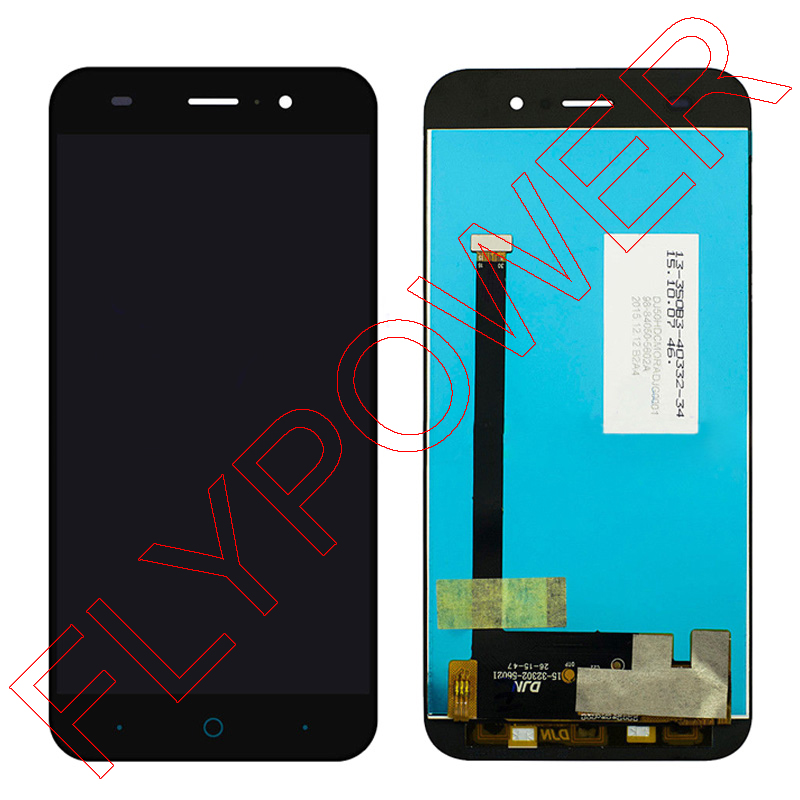 LCD For ZTE Blade V6 X7 D6 Z7 LCD Display Screen with Digitizer Touch Screen free shipping