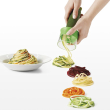 Vegetable Fruit Spiral Slicer Salad Tools Carrot Cucumber Grater Blade Cutter  Zucchini Noodle Spaghetti Maker