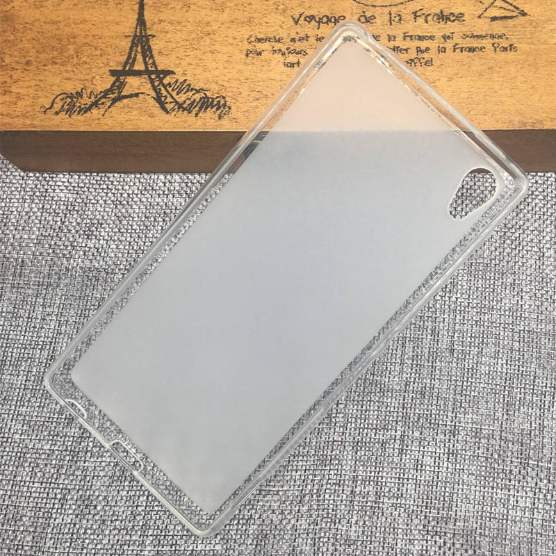 Clear Scrub Matte Soft Silicone Black <font><b>Case</b></font> For <font><b>Sony</b></font> Xperia Z2 Z3 <font><b>Z4</b></font> Z5 L50W Cover Phone <font><b>Case</b></font> For <font><b>Sony</b></font> Xperia Z3 Compact Mini image