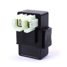 New Useful 1pc Black 6 Pin Motorcycle CDI Ignition Box for Chinese Scooter GY6 125CC 150cc
