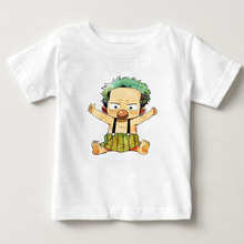 summer children T shirt Fashion T Shirts Beelzebub Anime babys boy Casual Tops T-Shirt 100% Pure cotton summer boys T shirt купить недорого в Москве