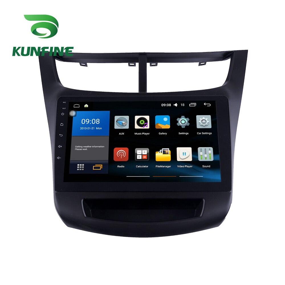 Octa Core 1024*600 Android 8.1 lecteur de Navigation DVD GPS voiture stéréo sans bouchon pour Chevrolet SAIL 2015 appareil Radio Headunit
