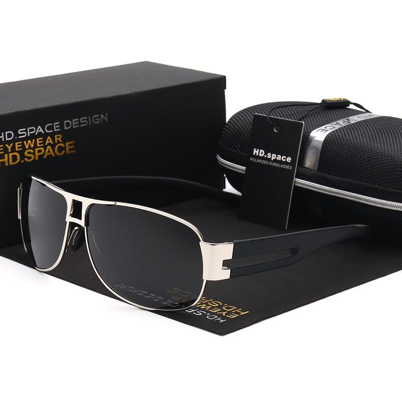 2017 Jaunās saulesbrilles Vīrieši Polarizēti brilles Brilles zīmola pārklājums spogulis saulesbrilles sieviešu modes stila lady vadītāja brilles