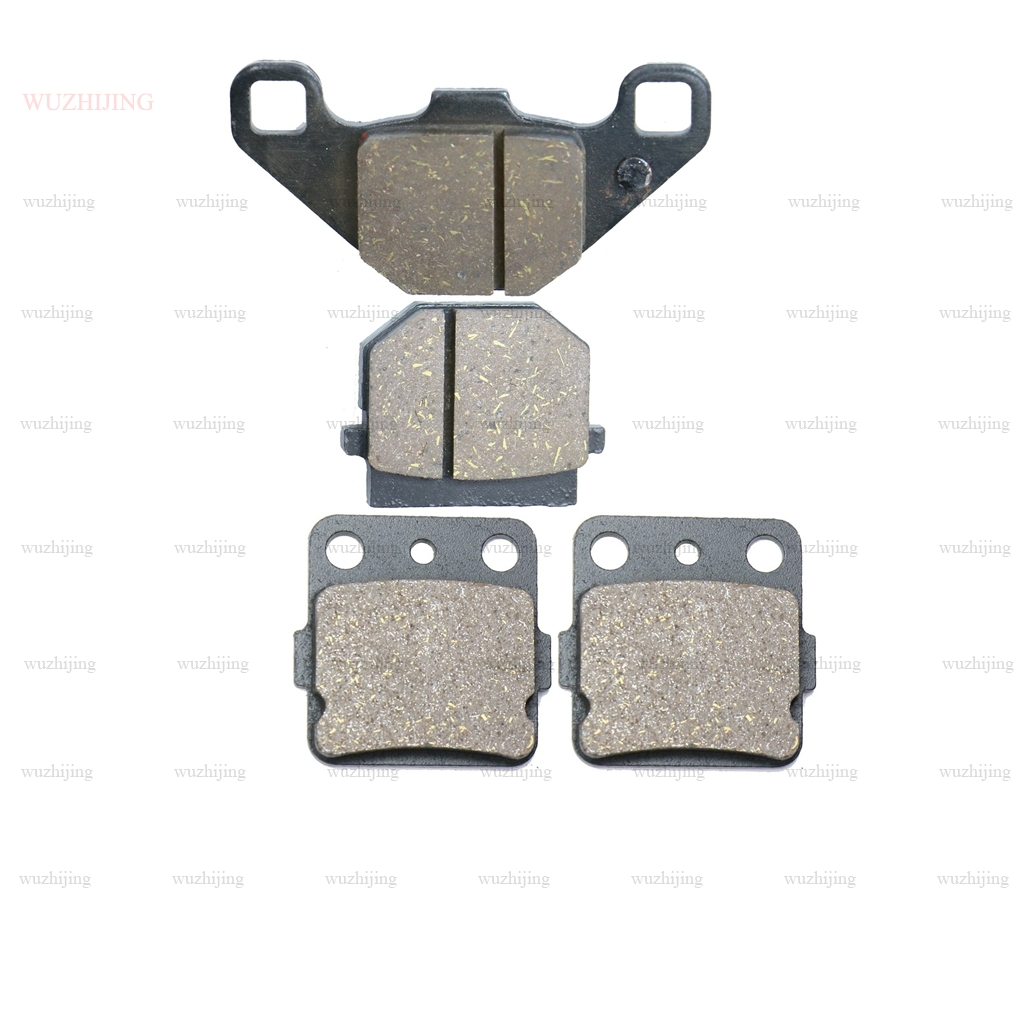 Brake Pad Set fit for KD 80 N1-N2 R1 (88-89) KX 80 L1-3 N1-2 M P R1-5 (88-96) KX 100 N1 B1-5 (88-96)