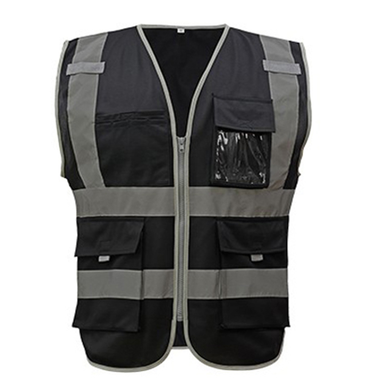 High Visibility Reflective Waistcoat Safety Vests For Motorcycle Construction Worker Traffic Night Runne Tank Tops Aliexpress