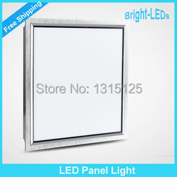 Free shipping led panel light 600x600 30W cold white warm white led ceiling light for livingroom free shipping dimmable 48w 600x600mm led panel light high brightness led chips warm white natural white cold white available