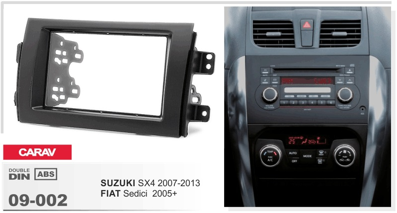 цена Fit for Suzuki SX4 2007-2013 Fiat Sedici 2005 android 6.0 gps navi mp5 car dvd player multimedia headunit tape recorder radio