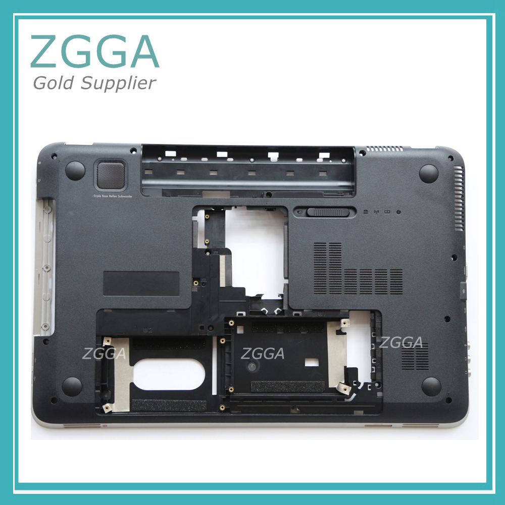 GENUINE New Original Bottom Shell Base Cover Lower Case Laptop Replacement 665978-001 680944-001 For HP Pavilion DV7 DV7-6000 new original for lenovo thinkpad yoga 260 bottom base cover lower case black 00ht414 01ax900