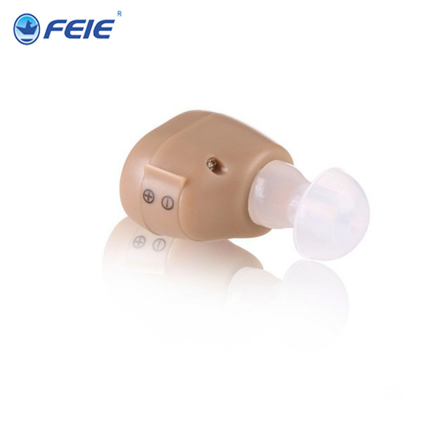 Mini Adjustable Tone In-ear Best Invisible Sound Enhancement S-213 from Feie Hearing aids  vipul p patel in vitro dissolution enhancement of felodipine