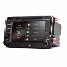 7″ Quad Core Android 6.0 OS Special Car DVD for Seat Toledo 2013-2015 & Seat Alhambra 2013-2016 with Full RCA Output Support