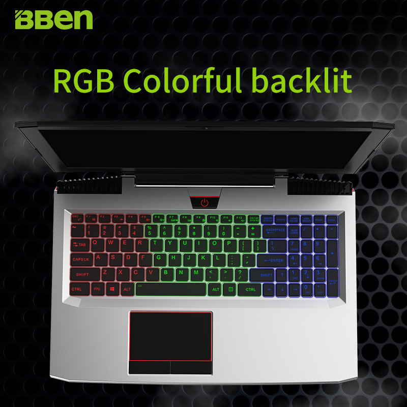 "BBEN G16 15 6 GTX1060 Intel Core i7 7700HQ Gaming Laptops DDR4 8G 16G 32G RAM BBEN G16 15.6"" GTX1060 Intel Core i7 7700HQ Gaming Laptops DDR4 8G/16G/32G RAM 256G/512G SSD,1TB/2TB HDD Pro Windows10 computers"