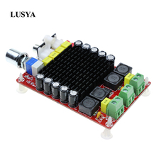 Lusya TDA7498 Digital Power Amplifier Board 100W+100W Dual channel Stereo Audio Amplifie Class D DC 15-34V B3-007