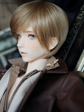 Free shipping resin doll 1/3 miho SDGR male body BJD SD DOD joint doll Free eyes