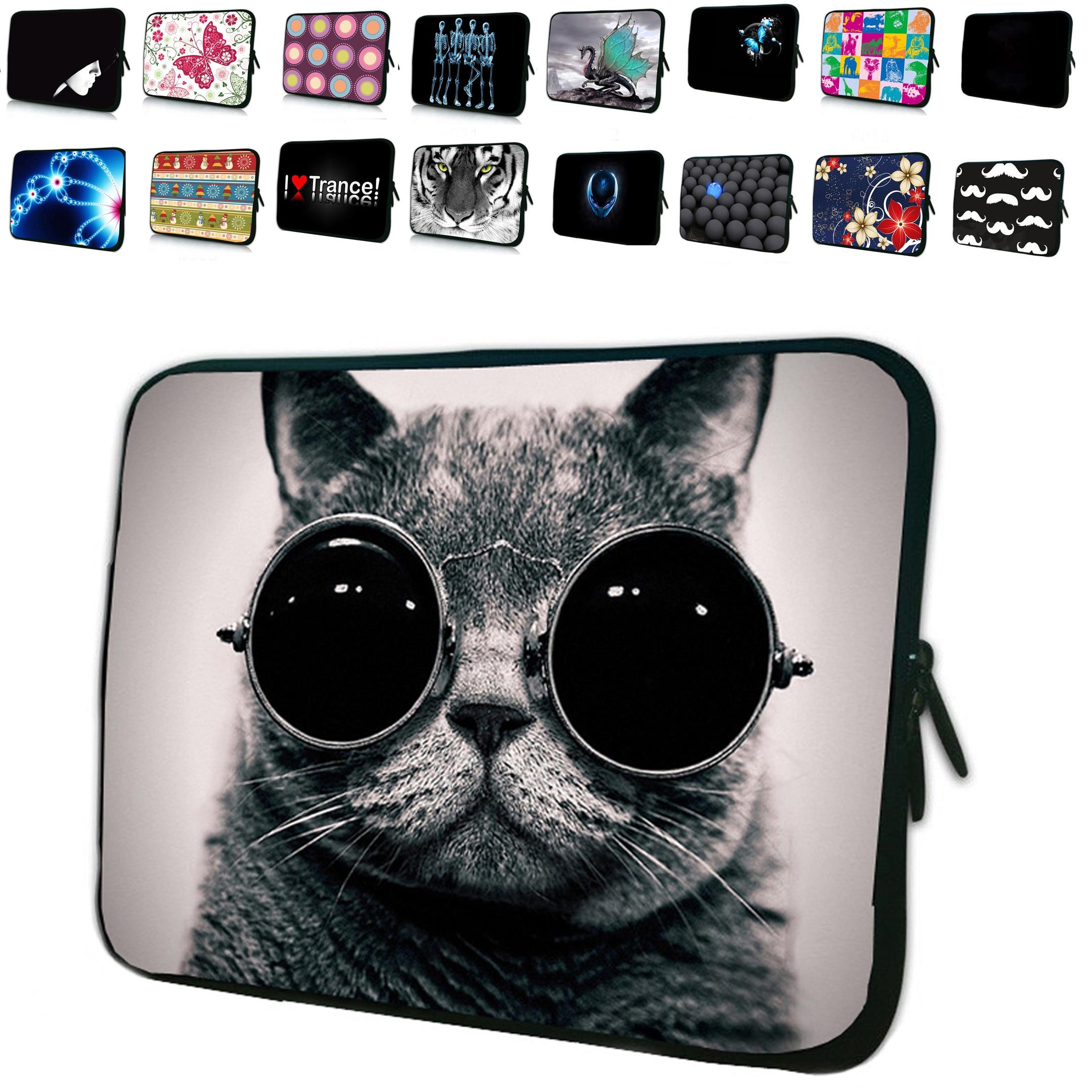 Latest 2016 neoprene soft 10 inch tablet pc sleeve bag for Housse neoprene ipad air