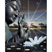 K053 yikee буддистская алмазная живопись 3d Алмазная mazaykav