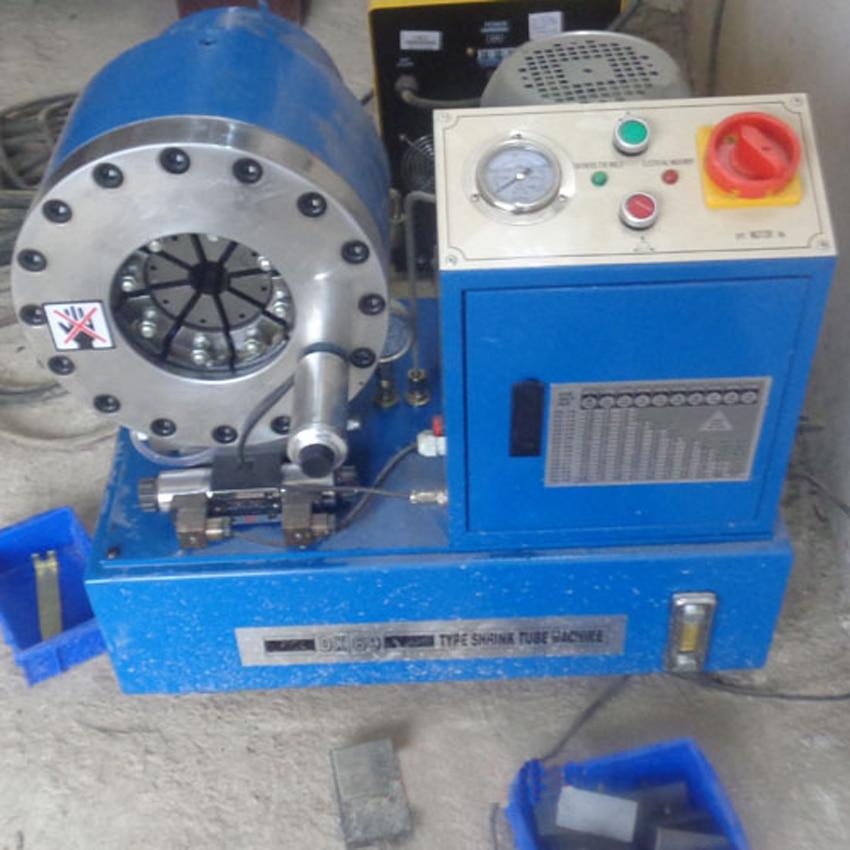 DX-69 hidraulinis gofravimo įrenginys su 10 rinkinių formos, - Elektriniai įrankiai - Nuotrauka 2