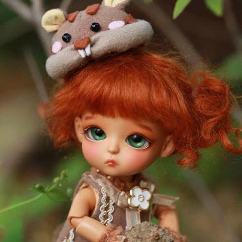 AoaoMeow 1/8 BJD DOLL Squirrel G.Belle aoaomeow bjd doll elcubi