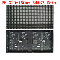 A P5 LED Module LED Display Screen 320 160mm 32 16pixels 3in1 1 16 Scan Indoor