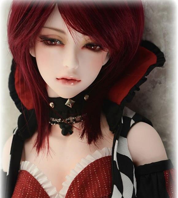 1/3 BJD мигма BJD/SD красивая девушка haeun Рисунок Модель Куклы DIY подарок игрушки.