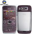 Original Nokia E72 cell phone 5MP Camera 3G Wifi Bluetooth FM GPS unlocked  e72 phone