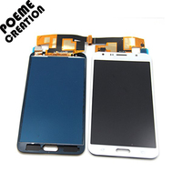 100 Tested Super AMOLED LCD Display With Touch Screen Digitizer Assembly For Samsung Galaxy J7 2015