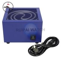 Ferramenta do relógio da máquina do secador 220 v do relógio para o relojoeiro
