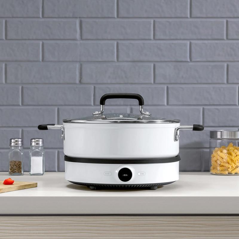XIAOMI MIJIA cuisinières à Induction Smart électrique four à carreaux créatif contrôle précis plaque de cuisson électrique plaque de cuisson