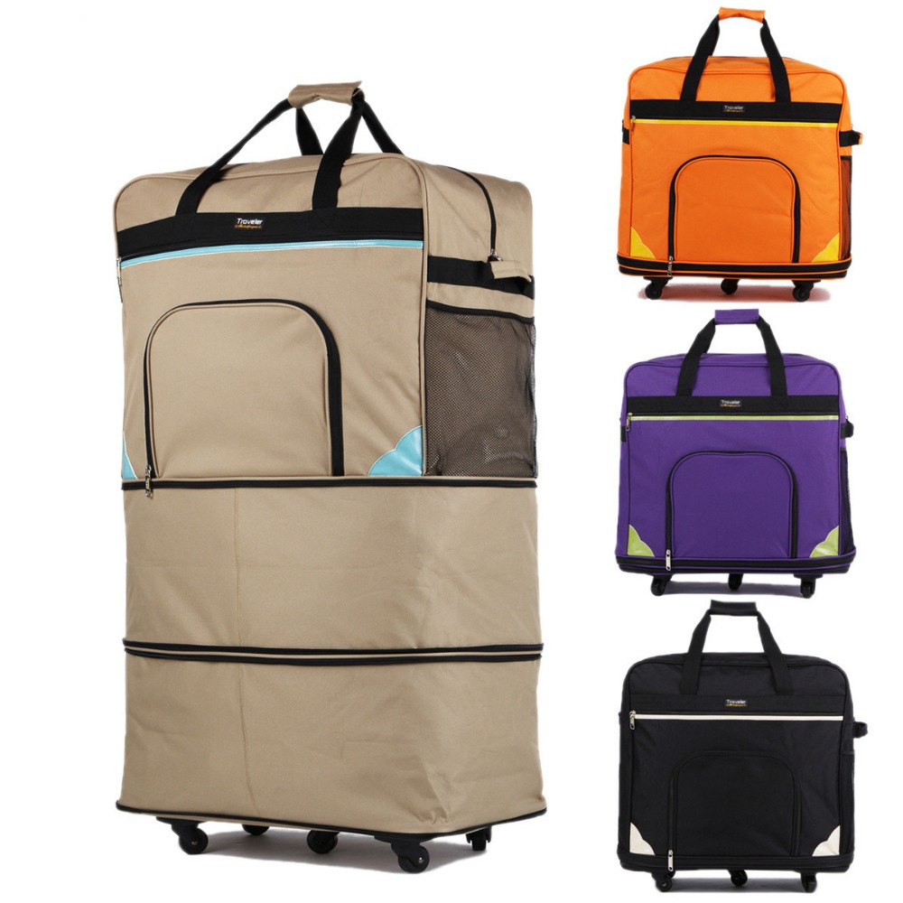 Large Travel Bags On Wheels - Best Model Bag 2016