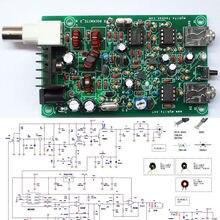 Pic versão 8w super rm rockmite qrp cw transceptor presunto rádio kits de ondas curtas