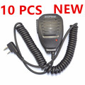 10 PCS BAOFENG Speaker Microphone for Ham Radio UV5R GT3 888s