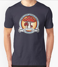 TERENCE MCKENNA T SHIRT PSYCHEDELIC ACID MAGIC MUSHROOM FLY AGARIC  Funny Tops Tee New Unisex free shipping