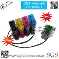 For Xp204 Ciss With ARC CHIP For Epson Expression Xp 204 Printer Ciss T1971 T1962 T1963