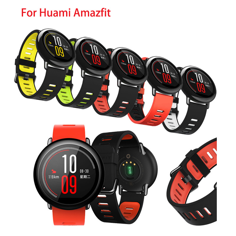 Watchband Belt Special-Band Sport-Wrist-Strap Amazfit Xiaomi Silicone High-Quality