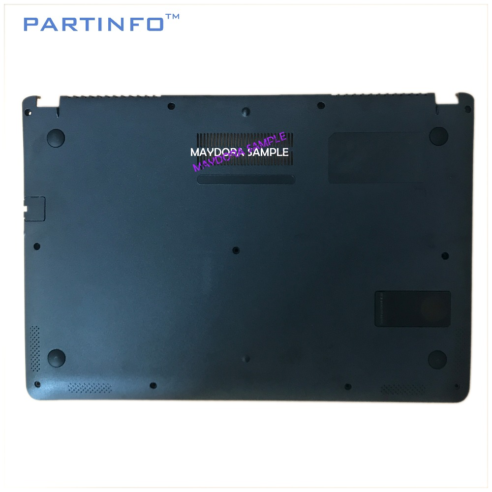Red 74G2C 74G2C Dell Vostro 3400 Laptop Bottom Base Cover Assembly Grade B