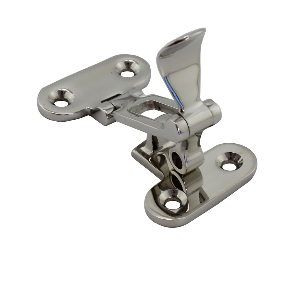 """Image 4 - 2pcs High Quality 316 stainless steel Boat Locker Hatch Anti Rattle Latch Fastener Clamp for marine hardware boat yacht 4 3/8""""-in Marine Hardware from Automobiles & Motorcycles"""