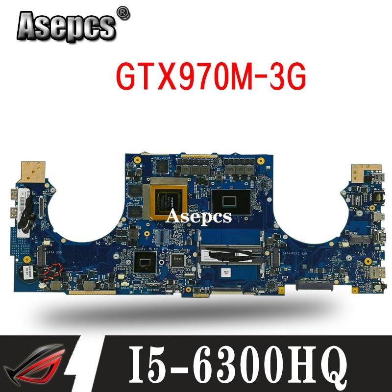 For ASUS ROG GL702VT  GL702V GL702 Laptop PCH FAN CPU Cooling Fan Cooler