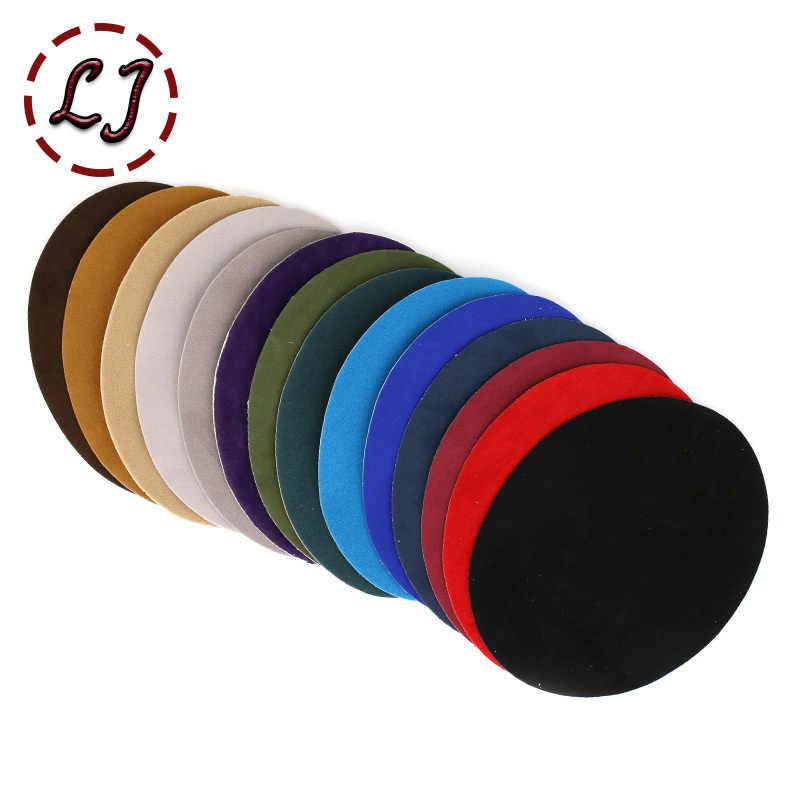 Kualitas tinggi 14.5 cm * 11 cm ( 5.7in * 4.3in ) Patch siku kelinci bordir besi di Patch pasta kain untuk pakaian, Celana DIY aksesori