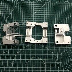 8MM wał aluminium oś X wytłaczarka z metalu wózek + osi Y zestaw karetki do replikatora 2X 3D do aktualizacji drukarki w Części i akcesoria do drukarek 3D od Komputer i biuro na